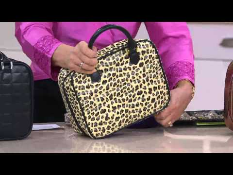 Gold & Silver Safekeeper Jewelry Case by Lori Greiner with Sandra Bennett