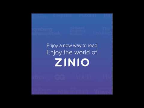 ZINIO - Magazine Newsstand – Apps on Google Play