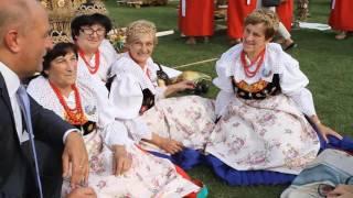 Dożynki Wojewódzkie - Ujazd 2016