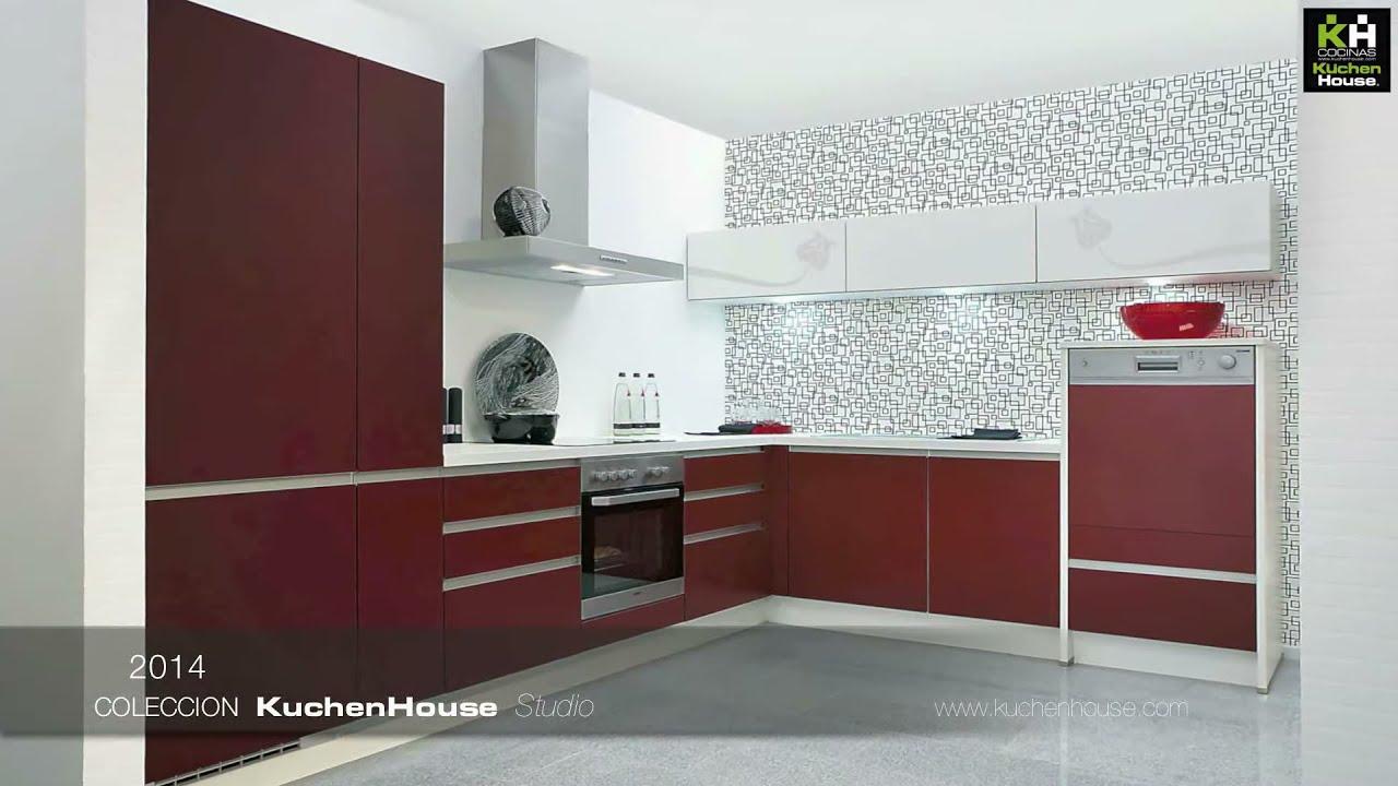 Nuestra colecci n studio 2014 cocinas kuchen house 2014 for Amueblamiento de cocinas