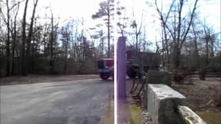 Driving a 10 wheeler dump truck