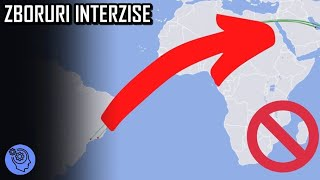 De ce NU Exista Zboruri Intre Asia (de Est) si America de Sud
