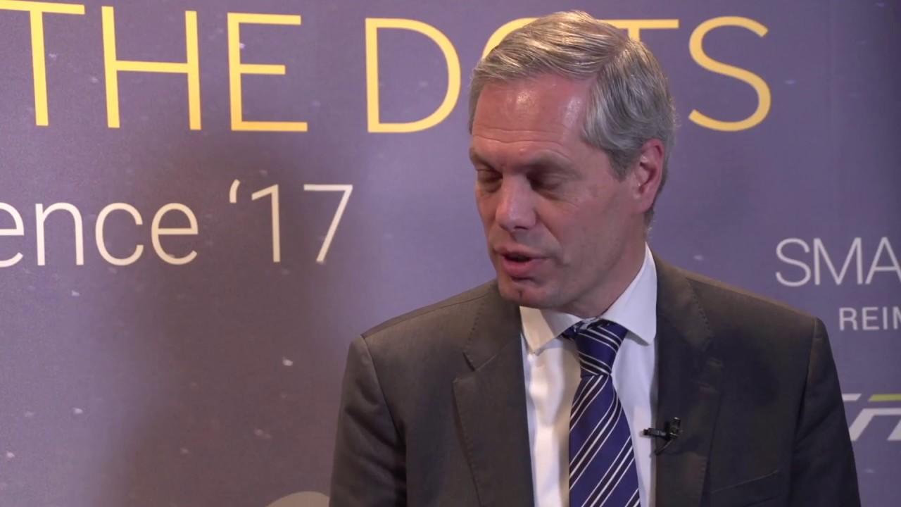 Peter Vermaat (Enexis) discusses decentralisation of the grid