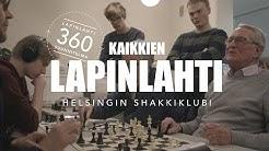 Kaikkien Lapinlahti – Helsingin Shakkiklubi