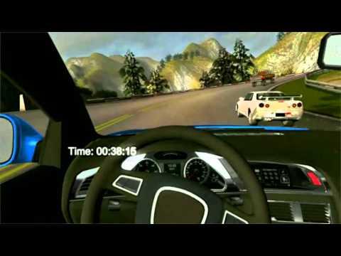 Out Loud Media  Car Racing Oculus VR Experience..At Dubai Gitex Shopper