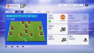 Gue bisa menang pake Manchester United(MU) lawan LIVERPOOL???!!! FIFA19