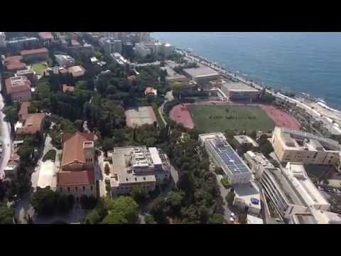 One Minute around the AUB (American University of Beirut)