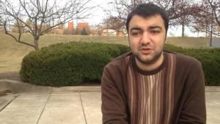 Iranian students at SIUE