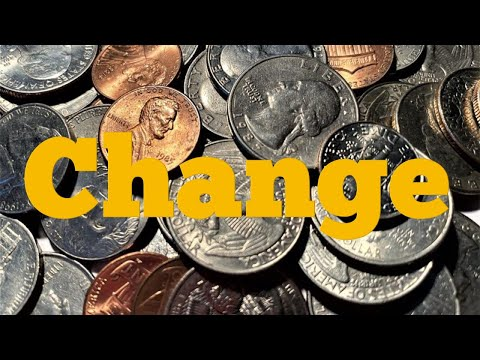 Word for Wednesday : Change