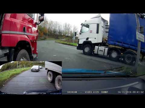 Dannydashcam Bad driving compilation Dec 2018 Wigan area
