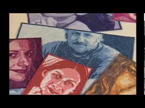 Quilting Portraits for Beginners - YouTube : portrait quilts - Adamdwight.com