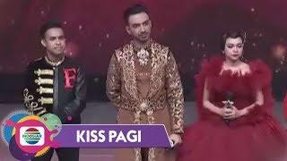 Kiss Pagi - LUAR BIASA! Penampilan Spektakuler Fildan, Reza, dan Rara Tuai Pujian!