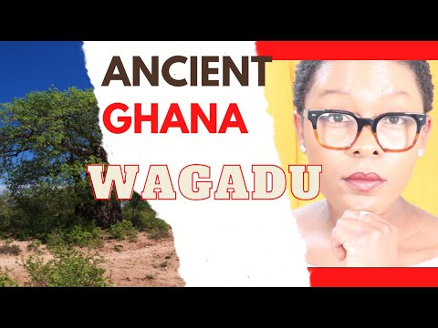 History of Wagadu Ancient Ghana