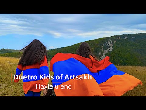 Duetro Kids of Artsakh - Haxtelu enq (2020)
