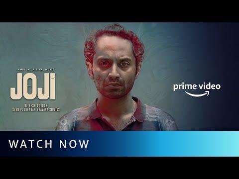 Joji - Watch Now | Fahadh Faasil, Baburaj, Unnimaya Prasad | Amazon Original Movie
