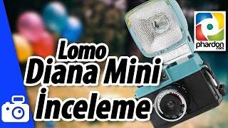 Lomo Diana Mini İnceleme Lomography - Lomo Diana Mini Review