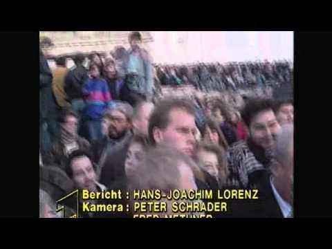 Berliner Abendschau Nov 11,1989