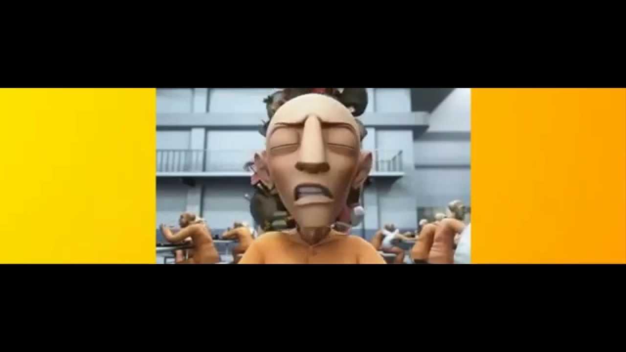 Phim hoạt hình 3D full HD - Cuộc sống trong tù