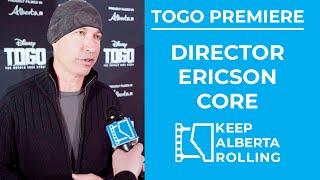 Ericson Core - Director & Cinematographer of Togo