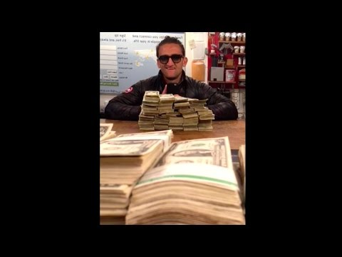 $10,000 in Two Dollar Bills