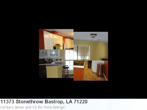 Bastrop, La Real Estate For Sale-This Cool 4 Bedroom, 3 Bath