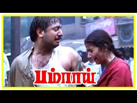 Bombay Tamil Movie Scenes   Communal Violence   Arvind Swamy   Manisha Koirala   Nassar