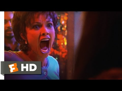 Soul Food (3/5) Movie CLIP - Teri Pulls a Knife on Miles (1997) HD