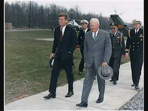 JOHN F. KENNEDY TAPES: Ike on Cuban Missile Crisis