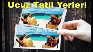 Ucuz Tatil yapabileceğiniz en uygun 12 yer Türkiye açıklamalı