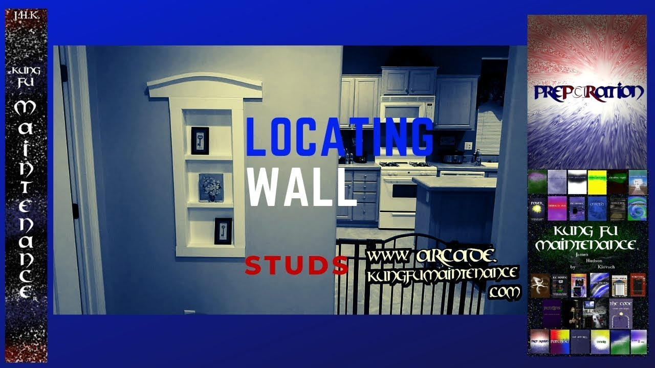 Locating studs in mobile homes plus other house home for Wallpaper mobile home walls