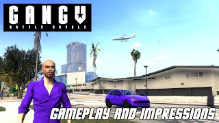 GangV | Civil Battle Royale Gameplay And Impressions