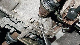 Как заменить масло в коробке передач (КПП). ВАЗ 2110, 2111, 2112.