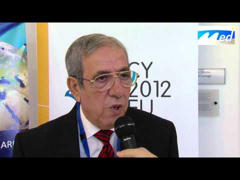 JCCY2012: Petros Eftychiou, Permanent Secretary of the Ministry of Foreign Affairs, Cyprus