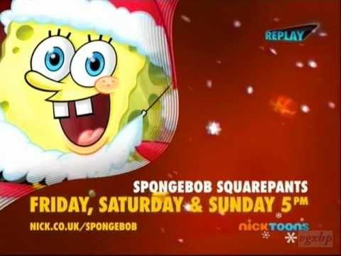NickToons UK - Christmas Promos and Ident 2010 - YouTube