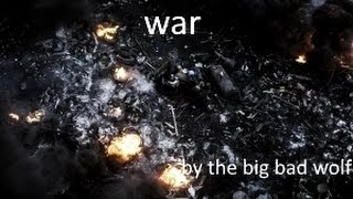 war~ original dark poem