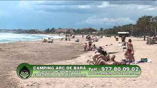 """BARCELONAUTES PROMOSERVEIS / CAMPAÑA """"CAMPING ARC DE BARA"""""""
