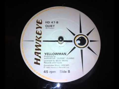 Yellowman - Quiet
