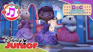 Heute Abend ♫ Doc McStuffins ♫ | Disney Junior Musik