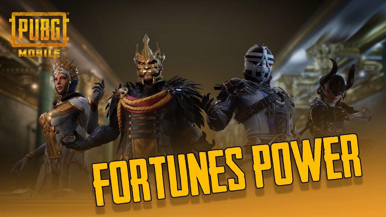 PUBG MOBILE - Fortune's Power | Set Mythic Keberuntungan!