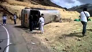 accidente del grupo nectar YouTube Videos