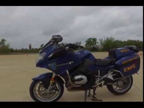 ATCEMS Introduces Our Two Newest Motorcycles