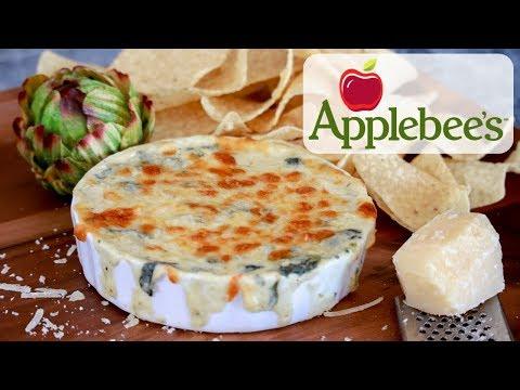 Artichoke Spinach Dip Apleebee's Style