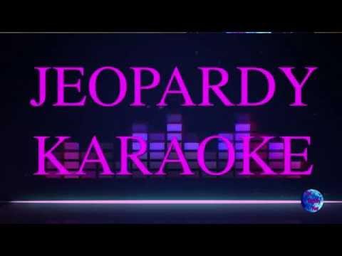 Jeopardy Karaoke