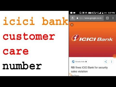 Icici Bank Customer Care Number | Icici Bank Halp Line Number |