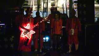 Bootsy Collins 1/7/14 Jam Cruise Pool Deck - Stretchin