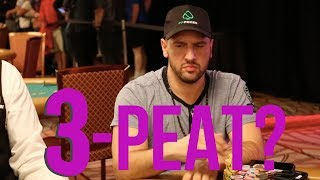 What Does Michael Mizrachi Need to Win his THIRD WSOP Poker Players Championship Title?