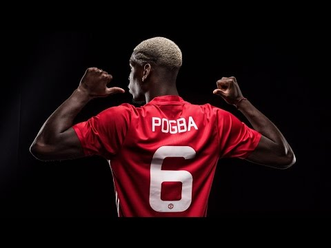 Paul Pogba ● Love Me Again ● Manchester United | 2016