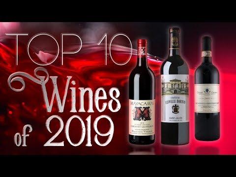 Top 10 Wines Of 2019 - Wine Spectator Top 100 List   Master Sommelier Emily Wines