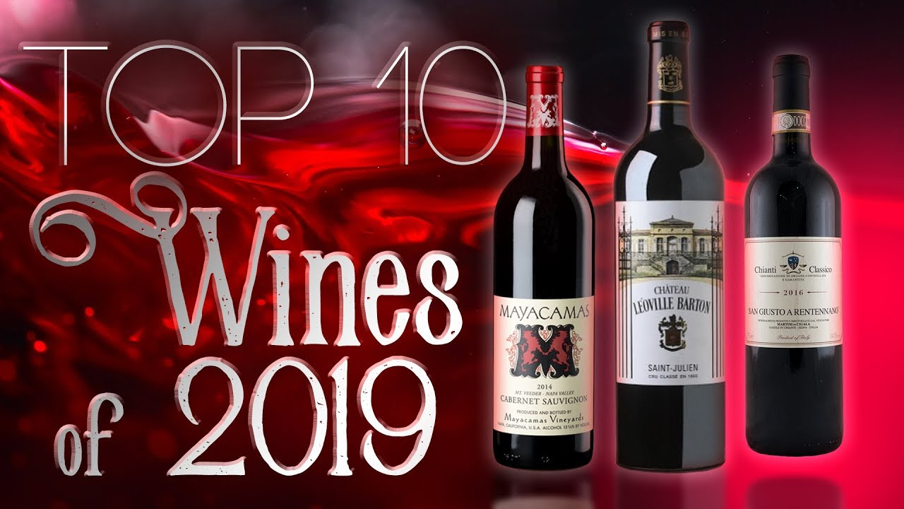 Top 10 Wines Of 2019 Wine Spectator Top 100 List Master Sommelier Emily Wines Youtube