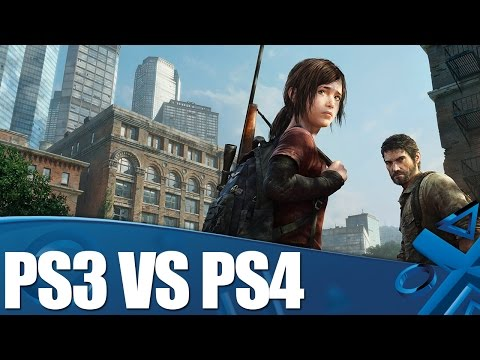 The Last Of Us Remastered: PS4 Vs PS3 Graphics Comparison
